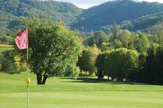 Voici quelques photos du parcours de notre golf.