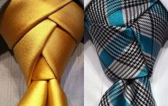 The Eldredge Knot and The Trinity Knot.