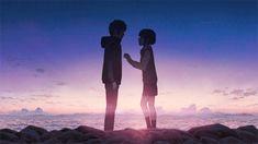 Cardcaptor Sakura Clear Card, Kimi No Na Wa Wallpaper, Your Name Anime, Films Cinema, Anime Crying, Anime Screenshots, Aesthetic Gif, Dark Anime, Love Images