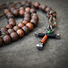 love these paracord rosaries