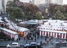 Check Off Your Holiday Shopping List at 4 Manhattan Holiday Markets: Union Square Holiday Market