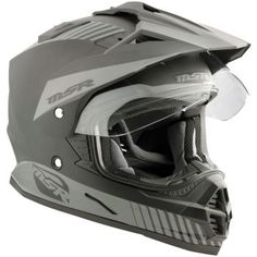 MSR - 2013 Xpedition Dual-Sport Helmet - Dual-Sport - Helmets - Touring - Cycle Gear