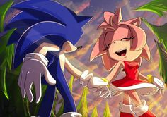 Sonic and may rose