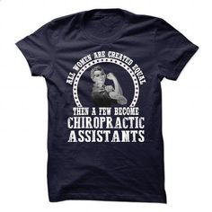 Awesome Shirt For Chiropractic Assistant Woman - teeshirt #football shirt #pullover sweatshirt