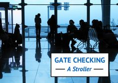 The different stroller policies for most major airlines in a nutshell, plus the usual gate checking stroller procedure when flying with a baby or toddler.