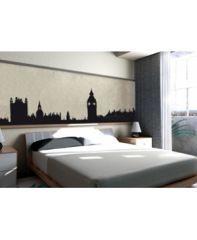 sticker london pour tête de lit et décoration murale, nov. 2010