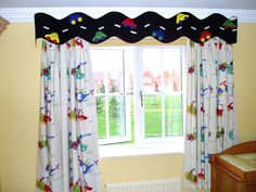 7 best Playful Curtains For Kids Rooms images on Pinterest | Kid ...