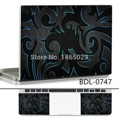 "Free Shipping Hot Matching 15.6"" 17"" Laptop Sticker Skin Notebook Decal Cover Texture"