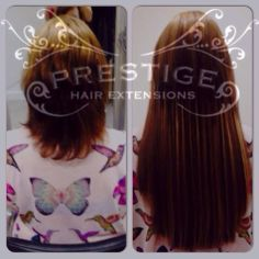 Double Drawn Prestige Russian Standard Micro Keratin Bonded Hair Extensions Manchester + Stockport Salons