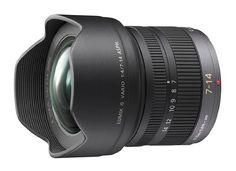 Panasonic 7-14mm f/4.0 Micro Four Thirds Lens for Panasonic