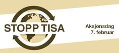 Stopp TISA | Rødt