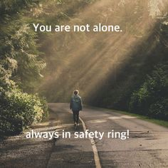 Safety ring.