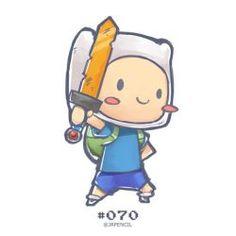 070 Finn 480 by Jrpencil on DeviantArt Kawaii Doodles, Kawaii Chibi, Cute Chibi, Anime Chibi, Chibi Characters, Cute Characters, Kawaii Drawings, Cute Drawings, Cute Cartoon