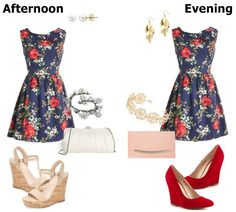 Spring Wedding Guest Dress Afternoon And Evening