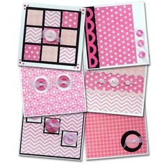 Think Pink Cards