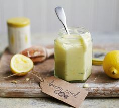 LOTS OF LEMON RECIPES We love nothing more than a zesty lemon dessert. These pudding, cake and cookie recipes make the most of this light, citrus flavour in simple sweet treats. Lemon Curd Cake, Lemon Curd Filling, Lemon Curd Recipe, Best Lemon Dessert Recipe, Lemon Desserts, Bbc Good Food Recipes, Sweet Recipes, Lemon Recipes, Baking Recipes