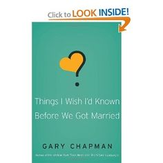Just finished this, I think it will be a great start to premarital counseling. Highly recommended for anyone, not just dating or engaged couples!