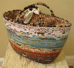 Image Search Results for fabric covered clothesline baskets on pinterest