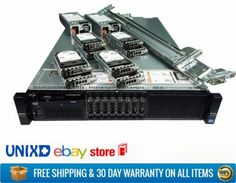 Dell-PowerEdge-R720-SFF-8-Bay-Dual-E5-2670-8x-300GB-SAS-6gbps-196GB-RAM-H7120