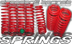 Honda Civic/Del Sol 92-95 Dropzone Lowering Springs