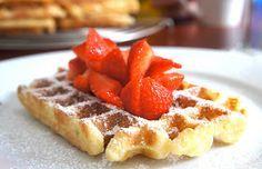 Ein glutenfreier Blog: REZEPT: glutenfreie Waffeln