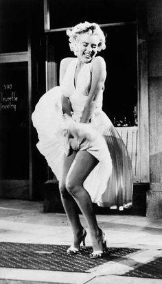 Marilyn Monroe is like Betty Boop