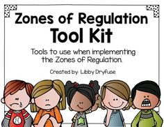 This set includes tools to use when implementing the Zones of Regulation. This set includes:Zone description mini postersTools to Try postersZone tracking clip chart - just print, laminate and tie together with ribbon (students clip in during arrival to identify what zone they are in)Zone sorting activity Student Calm Down Cards - self-regulation tool cards