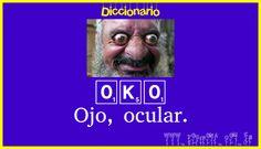 Como se dice Ojo en Toki Pona?