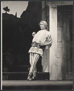 A Funny Thing Happened on the Way to the Forum.  Sondheim, 1962, Zero Mostel...what's not to love.