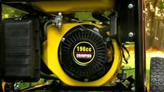 Champion 3000w gas generator Canadian tire User Guide Video