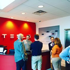 """Tesla """"After Hours"""" Business Event this week! Join us for our next one: on.fb.me/1RT56Zl"""