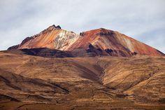 bolivia volcanoes | Country: Bolivia Place: Salar de Uyuni Tour Subtheme1: Volcanoes ...