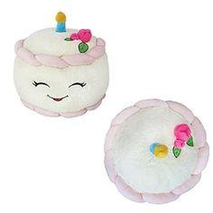 """Squishable / Birthday Cake Plush - 15"""""""