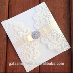Gate Fold Laser Cut Wedding Invitation With Ribbon And Buckle Photo, Detailed about Gate Fold Laser Cut Wedding Invitation With Ribbon And Buckle Picture on Alibaba.com.
