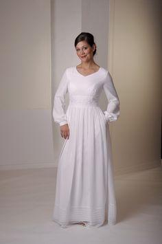 Kathleen Bridal's Temple Dress