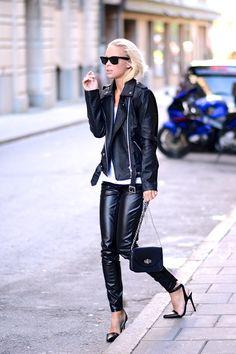Victoria Tornegren via imnext Street Style, Street Chic, Street Smart, Street Fashion, Victoria Tornegren, Girl Fashion, Womens Fashion, Fashion Design, Fashion Trends