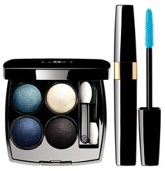 "La collection de maquillage ""Blue Rhythm"" de Chanel 
