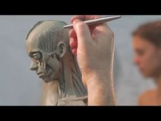 This time-lapse female ecorche clay sculpture of beautiful model Jessica Dawn, is a live anatomy demonstration by Andrew Cawrse - master sculptor, anatomist . Bruce Willis, Sculpting Tutorials, Site Master, Youtube, Sculpture Clay, Color Theory, Beautiful Models, Human Body, New Art