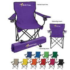 Folding Chair with Carrying Bag | rushIMPRINT.com