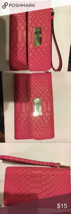 Victoria's Secret Wallet Used wallet Victoria's Secret Bags Clutches & Wristlets