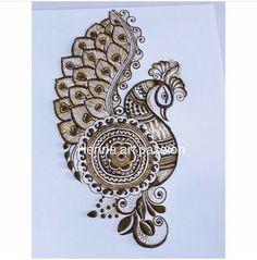 Modern Henna Designs, Peacock Mehndi Designs, Mehndi Designs Book, Legs Mehndi Design, Mehndi Designs 2018, Mehndi Designs For Beginners, Mehndi Design Pictures, Wedding Mehndi Designs, Mehndi Designs For Fingers
