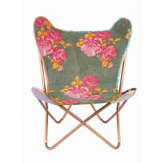 Kantha Sling Chair, $165, now featured on Fab.