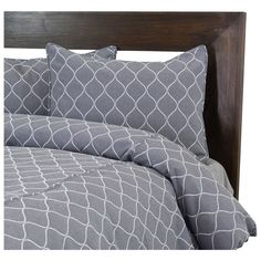 Oh Gee Heather Duvet Cover Set