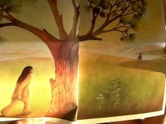 The First Strawberries: A Cherokee Story - Wonderful storytelling for children to listen to and watch.