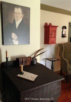 Look Book - 1817 Home Interiors