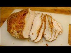 Sous vide Tex-Mex turkey breast - YouTube