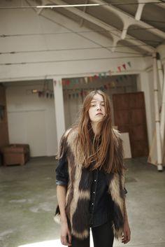 Porque os casacos de pêlo nunca saiem de moda! #Sfera #eaminhavez #ElCorteInglés
