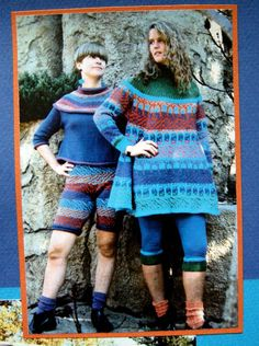 Love this 80s ensemble! Flashback Friday: Design School - Betz White