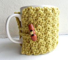 Crochet Mug Cozy Cup Cozy