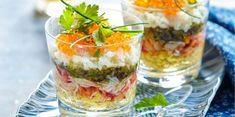 Les verrines de l'été : nos recettes faciles et rafraîchissantes